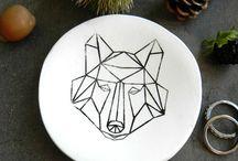 Style geometrical