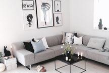 Livingroom | Wohnzimmer / by sodapop-design