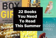 Boeken / Boekenlijst die goed zouden zijn om te lezen!