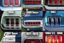 Mustang '68 cabrio