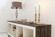 Tunear muebles / Cambiar y decorar muebles