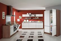 Handle Less Kitchens / Handle less kitchens are one of the most popular desires I get from clients at the moment. Find more bespoke handle less kitchen Designs