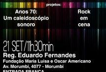POSTERES 2014 / Posteres utilizados pelo CORALUSP - Coral da Universidade de São Paulo no ano de 2014.