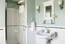 Baños restaurados