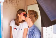 #EYELOVETOMMY / Love comes in all shapes and colors, and so do these Tommy sunglasses.