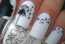 Nail art / Inspirasjon til gellack