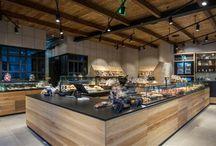 ΑΡΤΟΠΟΙΪΑ ΒΕΝΕΡΗΣ - VENERIS BAKERY / μελέτη-σχεδιασμός: Tectus Design, Μανούσος Λεονταράκης & συνεργάτες κατασκευή: Tsigenis Woodcraft φωτογράφιση: Γιάννης Φάις