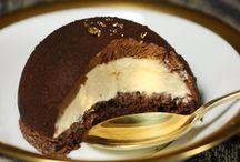 Dessert / Es geht um himmlische Dessert. Süß und immer eine Süde wert.