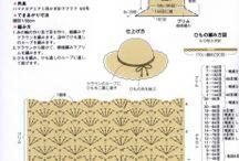 모자 패턴