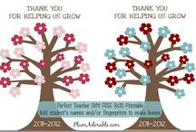 Teachers gifts / by Amy Nadeau
