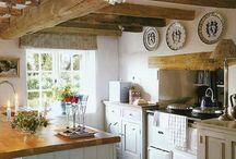 Old kitchen ang