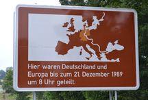 Duitsland / Alle bezochte plaatsen in Duitsland.