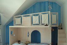 Kinderzimmer/KidsRoom / Inspiration zur Kinderzimmereinrichtung, Dekoration und Gestaltung