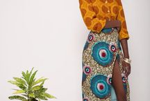 African Inspiration / African style