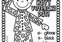 Kinder Veterans Day