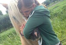 Paarden liefde / Ik zal altijd van hem blijven houden wat er ook gebeurd