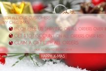 Christmas Sale 2014 by Haircare24.com / Our Christmas Sale for this Year 2014!