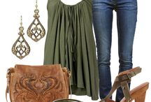 Spring - Summer Fashion / Ideas for fall and winter outfits