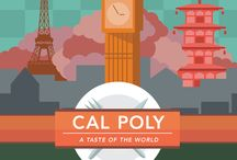 Cal Poly's A Taste of the World / Loved the food at the Taste of the World festival and want to take a shot at making it yourself? Here are the recipes for the featured dishes!