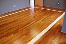 Wood Fooring / Inspired wood flooring designs.