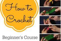 Crochet & Knitting / by Sarah Lees
