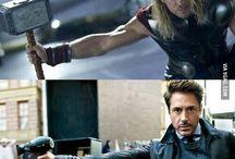 avengers / marvel :3