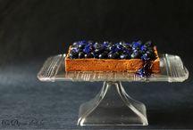 gourmandises de tartes aux fruits