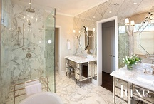 Luxurious Bathrooms / by Pamela Copeman