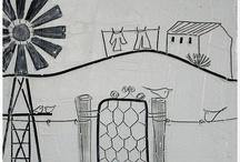 Churches & Windmills