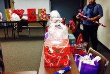 Santa for a Senior 2014