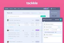App: Tickets & Tasks