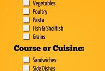 Recipe sites, Freezer Meal sites, Crockpot recipe sites / by Robin Goss