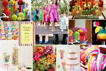 Candy Themed Wedding Inspiration  / by Cloud Nine Events & Accessories