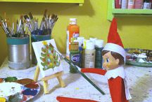 Elf on Shelf / by Nancy O'Shea