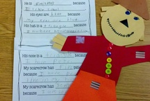 Thanksgiving for Firsties / Thanksgiving activities for 1st grade