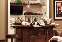 Gorgeous Bars and Wine Rooms