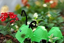 Egg Carton Crafts / by bestforkids