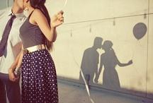 Engagement Shoot Ideas / by Kerri Queen