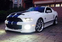 Mustang - Gazoline
