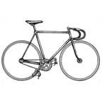 bike drawing