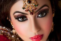 Pakistani makeup