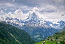Switzerland あこがれの国