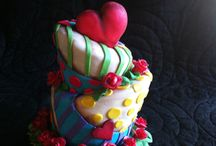 Tortas Valentina Sweets / Tortas, cakes, Cupcakes, cake pops, galletas, cookies. Arte con amor.  Valentina Sweets Chile.