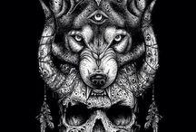 Kuit-tattoo