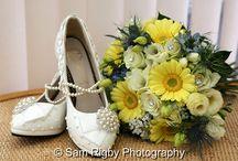 Makerfield Florist - Sam Rigby Photography - 20th June 2015 / Makerfield Florist (www.makerfieldflorist.co.uk) at the Wedding of Rachael & Michael Aspey - 20th June 2015 - St Matthews Church, Highfield & The Mount, Orrell - Sam Rigby Photography - #wedding #weddingbouquet #weddingflowers