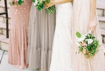 Bridesmaids / Wedding / by Joanna Kristina @SweetHome+Willie