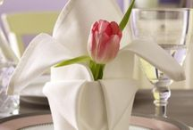 Tulpe Serviette