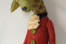 Doll _ Animal doll..