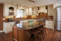Kitchen Layout Island