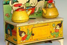 Vintage childeren toy